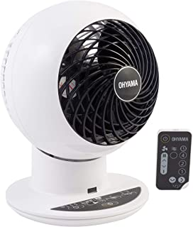 30/W, 4/ailes, 30/cm, Ventilateur, longueur du c/âble 1,80/m Calme oscillation Ventilateur de Table avec 3/niveaux