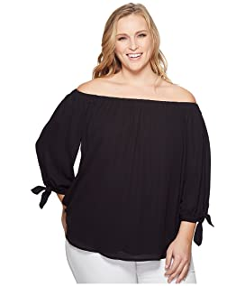 Plus Size Gianna Off Shoulder Blouse