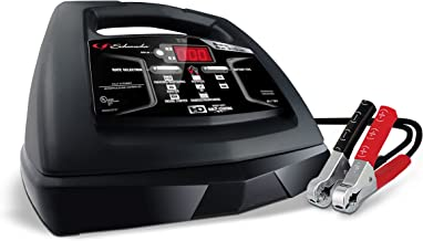 Schumacher SC1307 6/12V Automatic Battery Charger and 30/85A Engine Starter with Advanced Diagnostic Testing