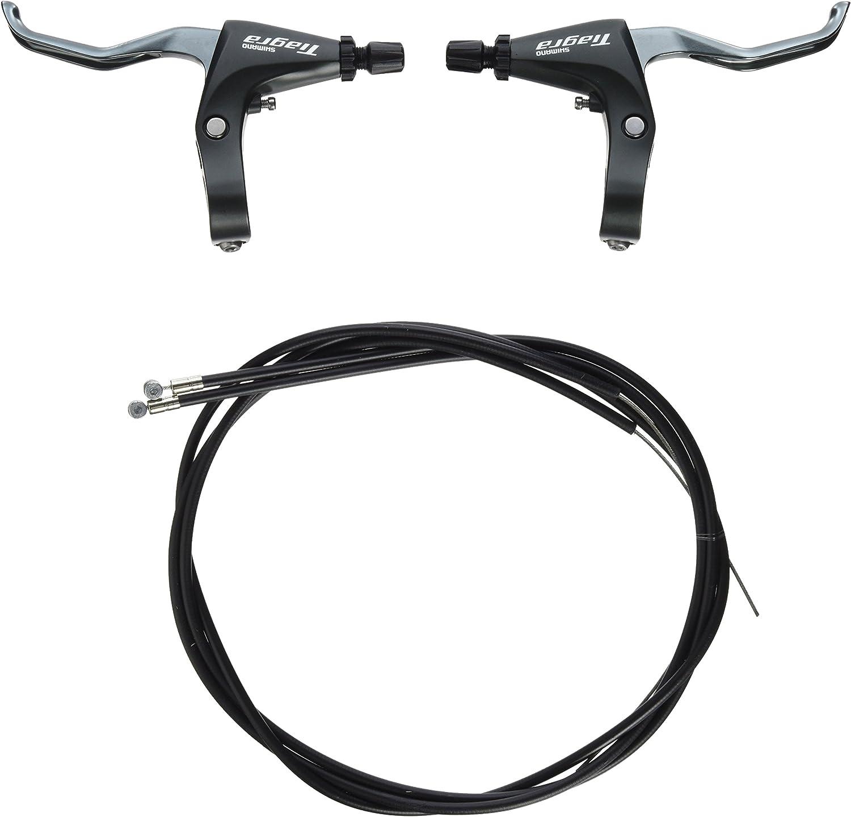 Shimano Tiagra 4700 Flat Bar Road Brake Lever Set