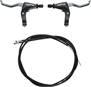 SHIMANO Tiagra Road Bicycle Flat Handlebar Brake Lever Set - BL-4700