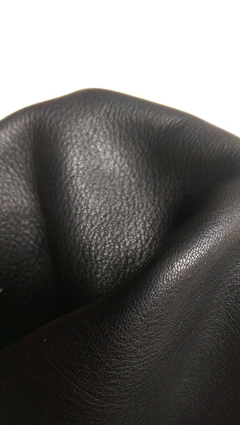 Black B grade quality aniline Soft Cowhide Hide Skin 10-13 sq.ft Genuine Leather Aniline Naked Natural Tumbled 2.5-3.0 Oz.
