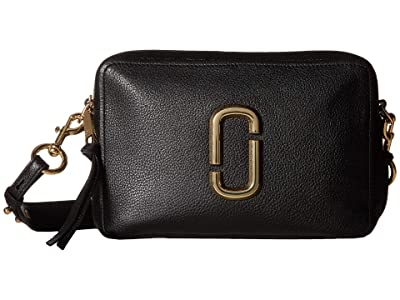 Marc Jacobs The Softshot 27 (Black) Handbags