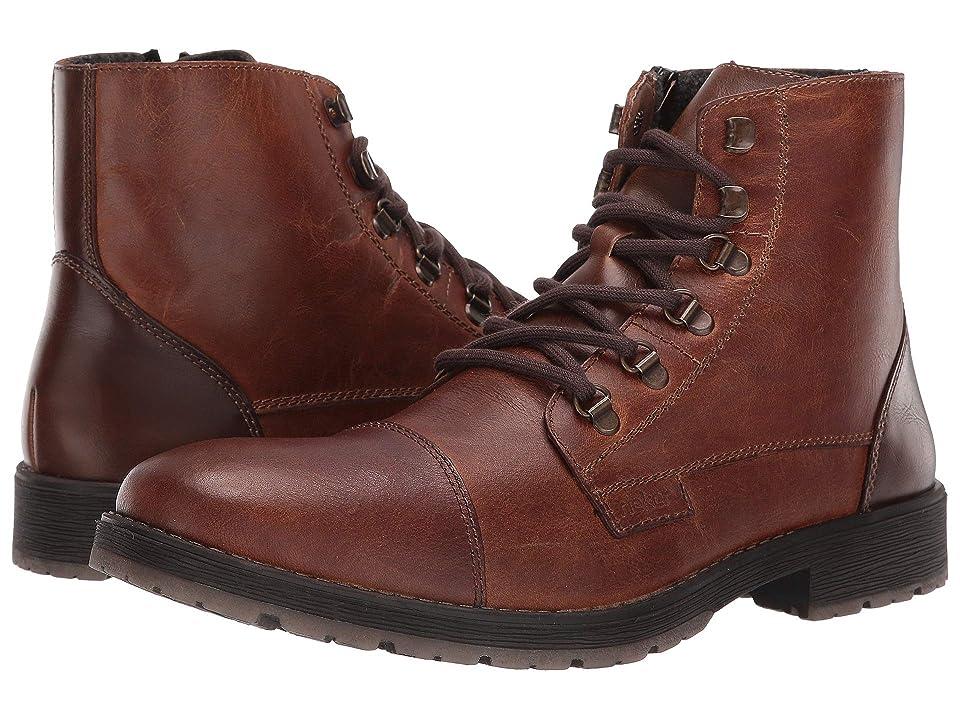 84b675b13d3 Rieker 33302 Danilo 02 (Marron/Mogano) Men's Shoes