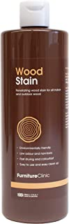 Sponsored Ad – Furniture Clinic Wood Stain (250ml, Antique Pine) - Fast, Effective Wood Stain for all Indoor and Outdoor Wood