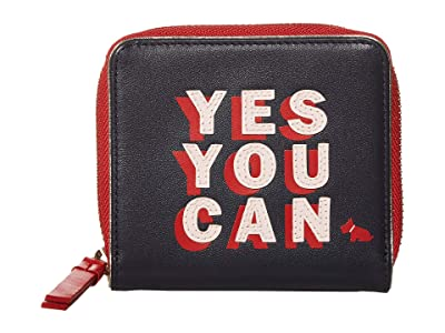 Radley London Motivational Radley Medium Zip Around Purse (Ink) Wallet Handbags