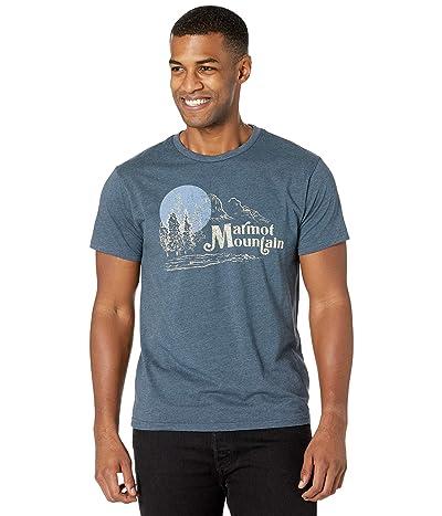 Marmot Redpoint Tee Short Sleeve Men