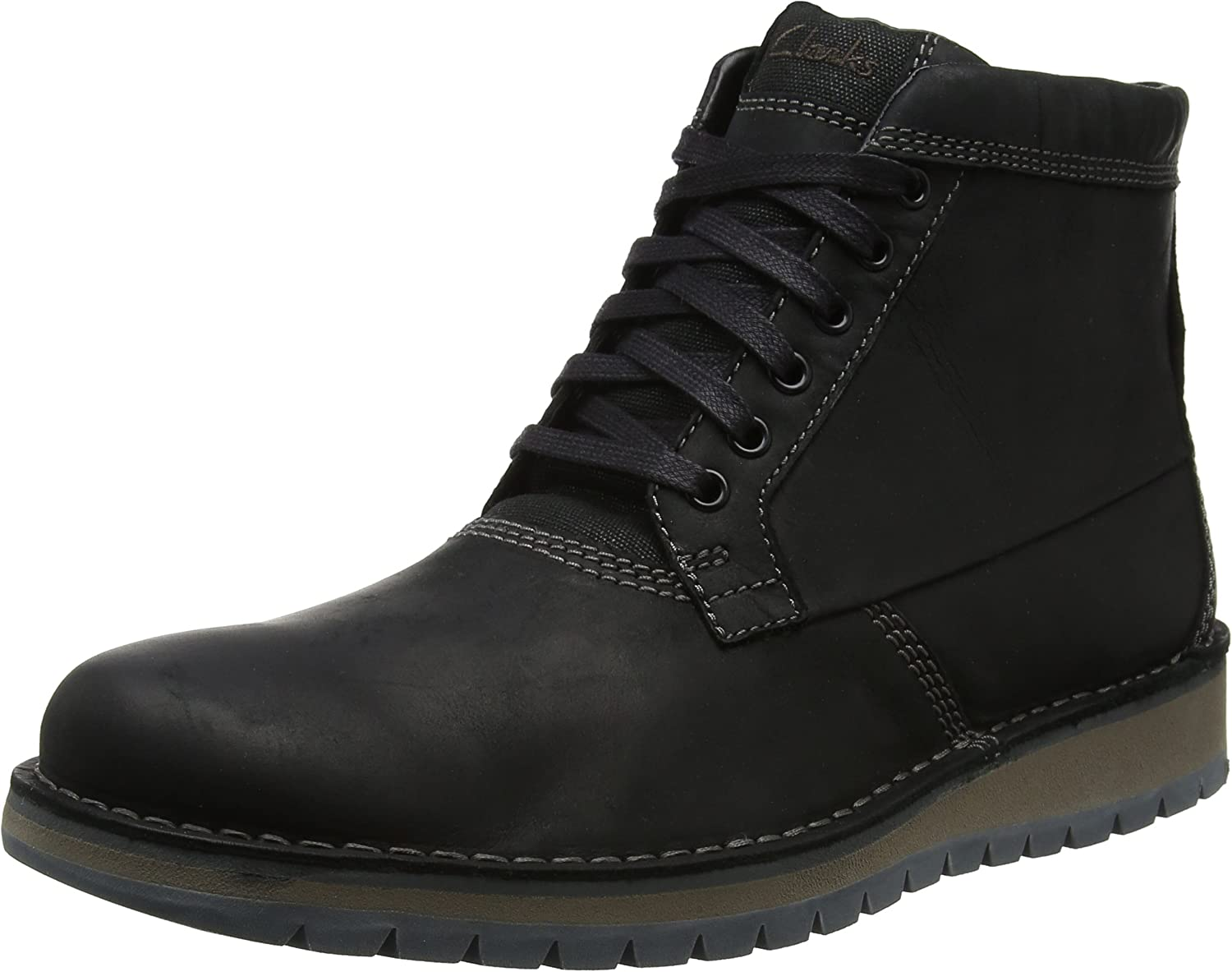 Clarks Men's Varby Top Classic Boots