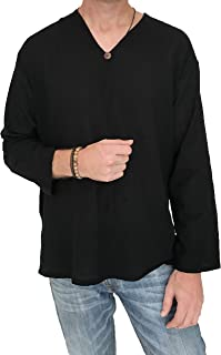 Love Quality Island Resort Hippie Shirt 100% Cotton Yoga Top