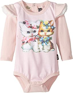 Rock Your Baby - Lulu & Lola Long Sleeve Bodysuit (Infant)