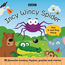 Incy Wincy Spider: Favourite Songs and Rhymes (Unabridged CD)