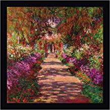 Path in Monets Garden Giverny by Claude Monet 34