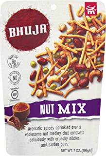 Bhuja Nut Mix, 7 oz