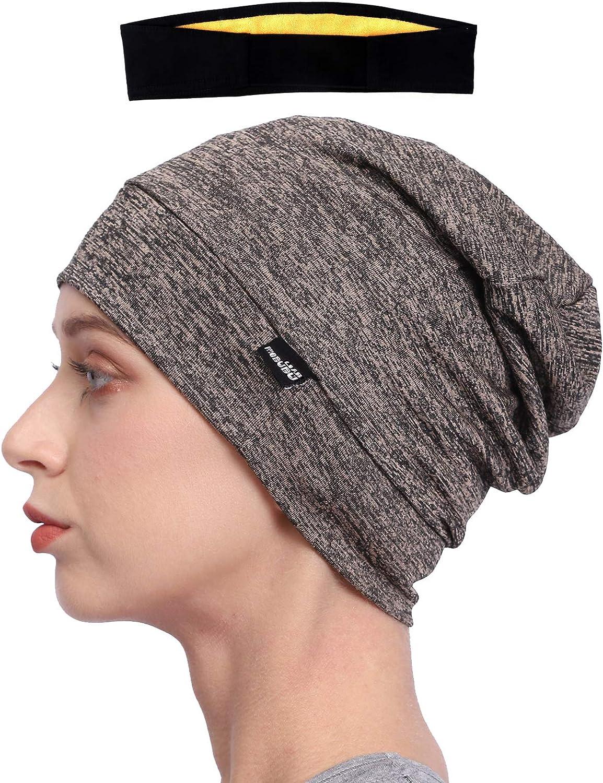 LEAD MODUDU Cotton Ranking TOP12 sale Sleeping Cap Slouchy Hats Soft Beanie and Com