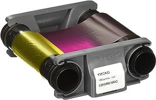Badgy Color ribbon for 100 prints Badgy100 & Badgy200  (CBGR0100C)