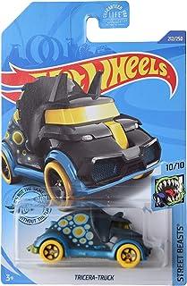 DieCast Hotwheels Tricera Truck 212/260, Treasure Hunt