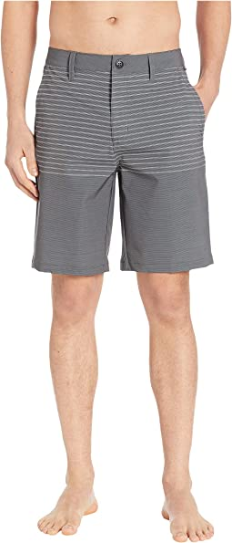 Authentic Stripe Boardshorts