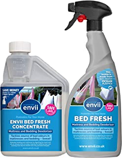 Envii Bed Fresh – Elimina Malos Olores y Manchas del Colch