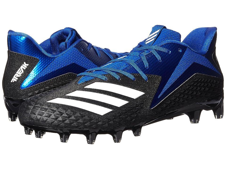 adidas Freak x Carbon Low (Core Black/Footwear White/Collegiate Royal) Men