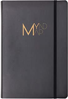 MYnd Map MY Journal The Ultimate Mindfulness, Gratitude, Goals Setting Planning Journal, Undated Monthly, Week & Daily Not... photo