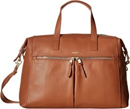 KNOMO London - Mayfair Luxe Audley Slim Brief Tote