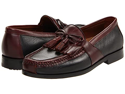 c2fb6b5aba0 Johnston   Murphy Aragon Kiltie Tassel Loafer at Zappos.com