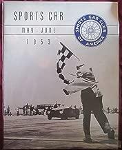 1953 SCCA - Sports Car Club of America Magazine - 1953 May & June