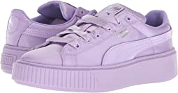 Puma Kids Basket Perform Tween (Little Kid)