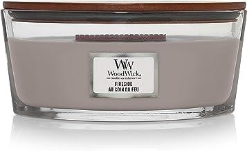 Yankee Candle 5038581056876 Woodwick Candle Elipsa Fireside 76106E