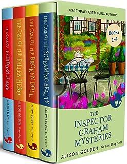 The Inspector Graham Mysteries: Books 1-4 (The Inspector David Graham Series Boxset Book 1)