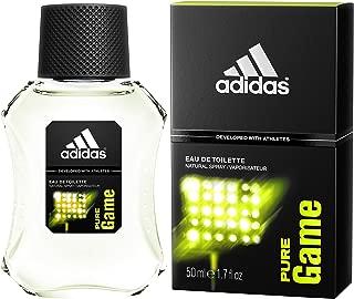 adidas Pure Game Eau de Toilette Spray for Men, 100ml