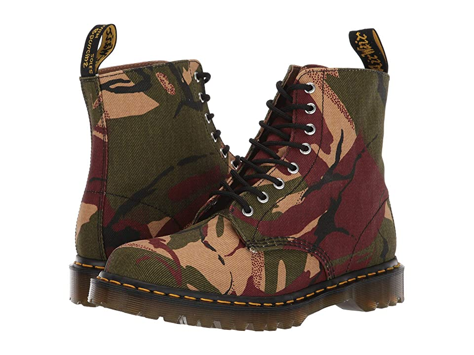 Dr. Martens 1460 Pascal Made In England (Camo) Boots