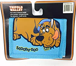 Colorful Items Scooby Doo Trifold Wallet