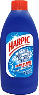 Harpic Toilet Cleaning Powder, Plus Bleach, 900g