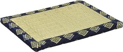萩原 い草雑貨 ミニ畳(大) 27×20×1.5cm ブルー 140164730