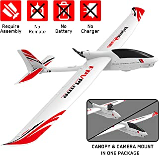 VOLANTEXRC FPV RC Airplane for Adults, 2000m Remote Control Plane NO Controller NO Battery, Electric RC Glider Aircraft Ranger 2000 (757-8 PNP)