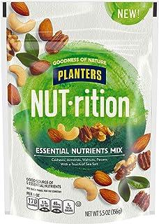 Planters NUT-rition Essential Nutrients Mix Bag, 5.5 Ounce