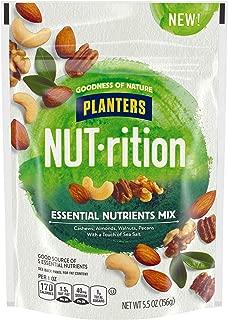 NUTrition Essential Nutrients Nut Mix Bag (5.5 oz Bag)