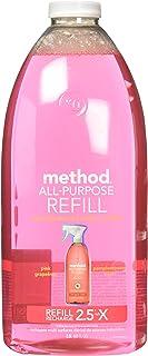 Method All Purpose Cleaning Spray 68 Fl Oz, Pink Grapefruit, Refill Bottle