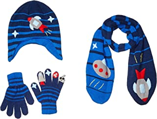 Kidorable Boys' Little Space Hero Gloves