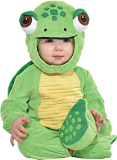 Party City Turtle Crawler Halloween Costume for Babies, Includes Accessories