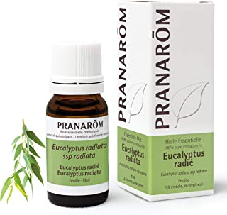 PRANARÔM Aceite Esencial de Eucalipto Radiata, Multicolor, 10 Mililitross