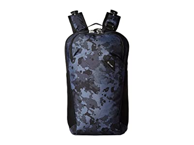 Pacsafe Vibe 20 Anti-Theft 20L Backpack (Grey Camo) Backpack Bags
