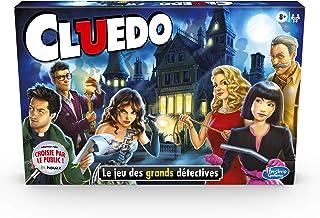 Cluedo, Jeu de societe, Jeu de plateau, Version francaise