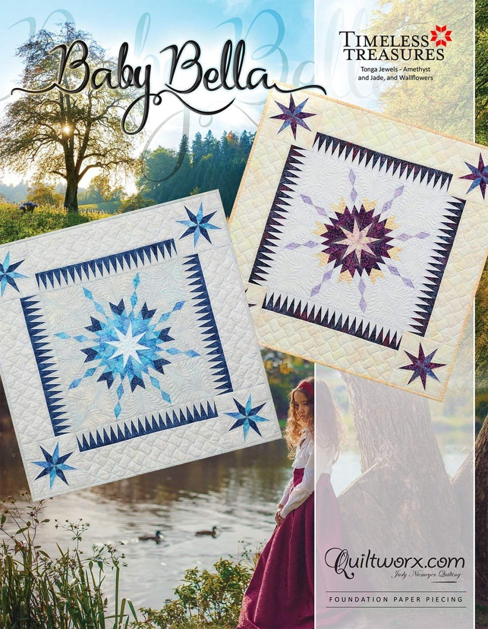 Baby Lone Star Quilt Pattern Sewing Patterns For Baby