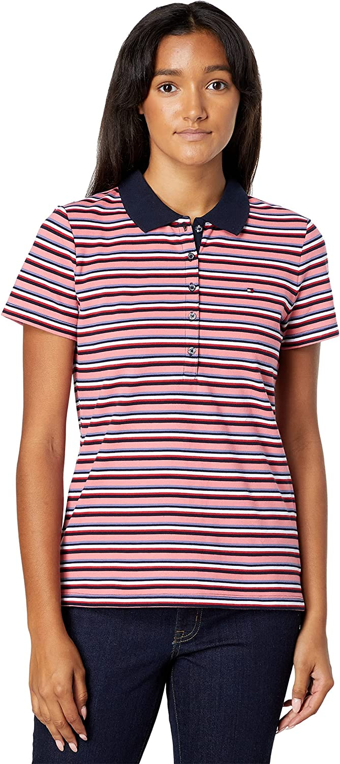 Tommy Hilfiger Women's Classic Short Sleeve Polo