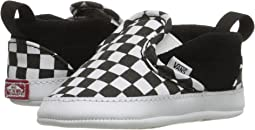 (Checker) Black/True White