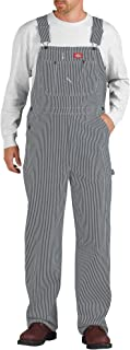 Dickies Men's 83 279 Relaxed Dungarees Blue Hickory Stripe 30W x 30L
