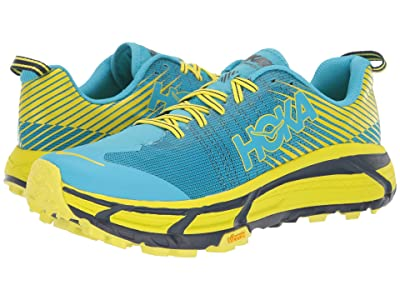Hoka One One Evo Mafate 2 (Cyan/Citrus) Men