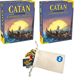 Best catan explorers and pirates 5 6 player extension Reviews
